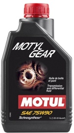 Масло для трансмиссии Motul Moyulgear 75W - 90, для трансмиссии, для легкового автомобиля/для грузовиков, 1 л