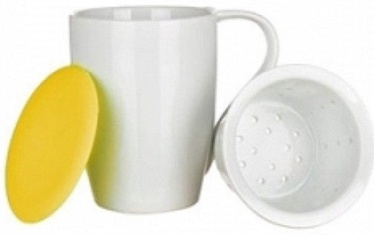 Banquet Color Plus Mug Yellow 350ml