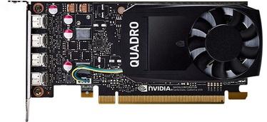 PNY Quadro P1000 DVI 4GB GDDR5 PCIE VCQP1000DVI-PB