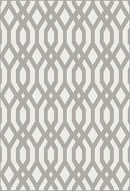 Ковер Oriental Weavers Carter 5194-W OG5, белый/серый, 340x240 см
