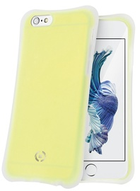 Celly IceCube Back Case For Apple iPhone 6/6s Yellow