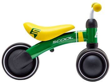 "Scool PedeX First 10"" Green Yellow"