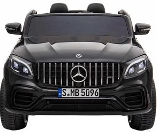 Bezvadu automašīna Azeno Mercedes GLC 635 Coupe, melna