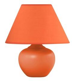 Galda lampa D3265S 40W E14, oranža