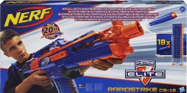 Hasbro Nerf N-Strike Elite Rapidstrike CS18 Blaster A3901