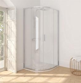 Kabīne dušas manhattan 90x90 kvadrants (sanycces)