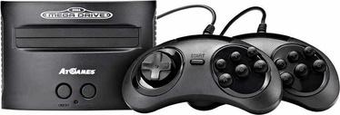 Sega Mega Drive - Classic Game Console Wired incl. 81 Games