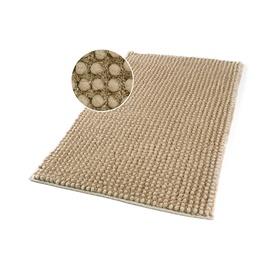 Paklājs vannas ma3683c 50x80cm brūns (domoletti)
