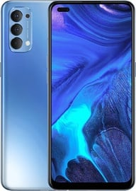 Oppo Reno4 Galactic Blue