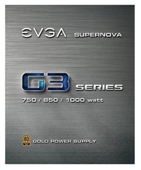 EVGA Power Supply PSU 1000W 80 PLUS Gold