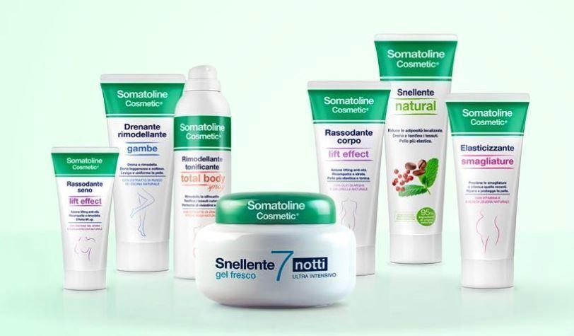 Крем для тела Somatoline Natural Slimming Gel, 250 мл