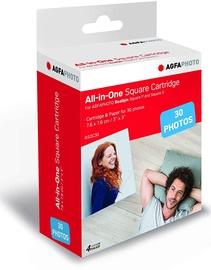 AgfaPhoto Cartridge & Paper ASQC30