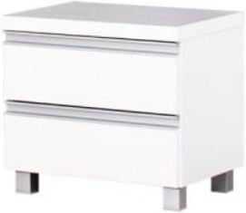 Naktinis staliukas Bodzio Aga AG42 White