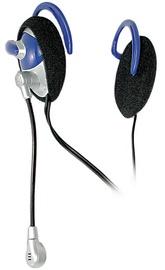 Ausinės Gembird MHS-201 Silver/Blue