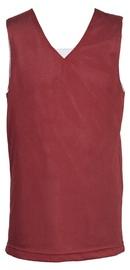 Bars Mens Basketball Shirt Red 28 176cm