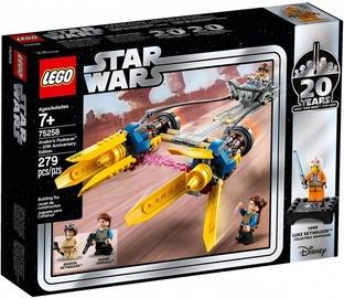 LEGO Star Wars Anakins Podracer 20th Anniversary Edition 75258