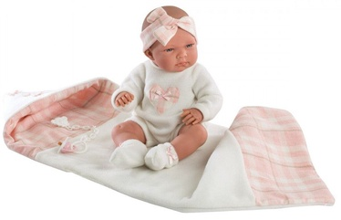 Llorens Baby Nica With Sleeping Bag 40cm 73856