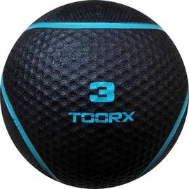 Toorx Medicine Ball Black 3kg