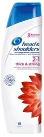 Head&Shoulders Thick & Strong 2in1 Shampoo 360ml