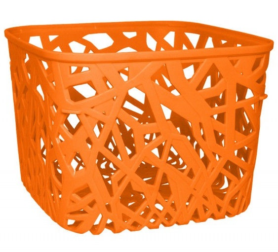 Curver Neo Square Basket Orange