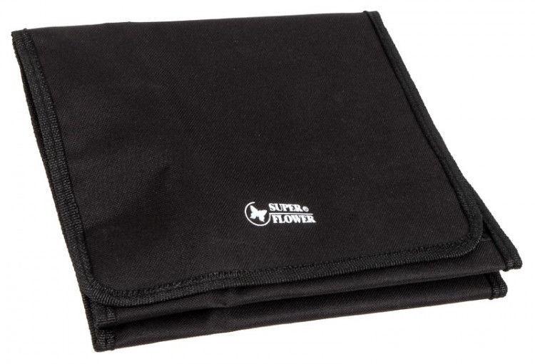 Super Flower Sleeve Cable Kit Pro Black/Green