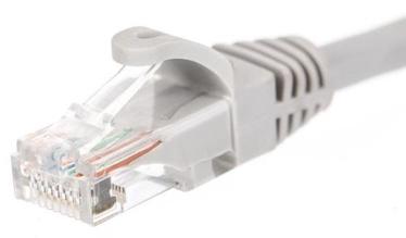 Netrack CAT 5e UTP Cable Grey 1m