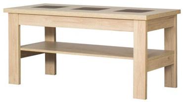 Bodzio Square Coffee Table S29 Light Sonoma Oak