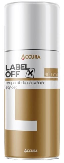 Accura LabelOff 400ml