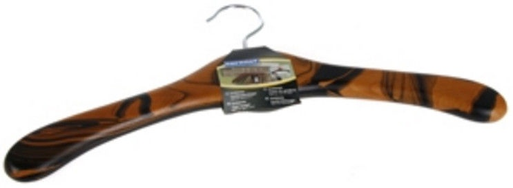 Coronet Wooden Hanger 44cm Dark