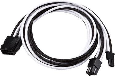 Phanteks PH-CB8V 6+2 Pin Extension Cable White/Black