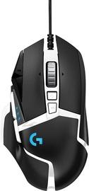 Datorpele Logitech G502 Hero Special Edition, balta/melna