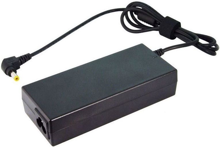 Qoltec Laptop AC Power Adapter For Acer/Asus/HP/Toshiba 19V/65W