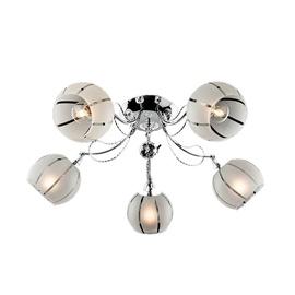 Lampa griestu Domoletti MX91352A-5, 5X40W, E14