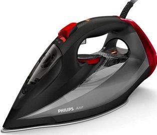 Утюг Philips Azur GC4567/80, черный/красный