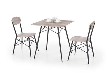 Valgomojo komplektas Kabir, 2 kėdės