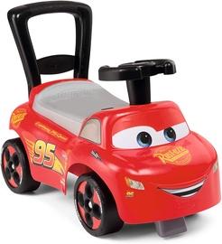 Bērnu rotaļu mašīnīte Smoby Cars 3, sarkana