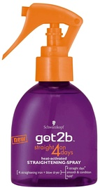 Schwarzkopf Got2B Straight On 4 Days Straightening Spray 200ml