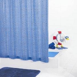 Vonios užuolaida Ridder Drops, 200 x 180 cm