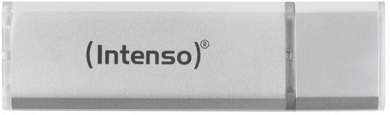 USB atmintinė Intenso Alu Line Silver, USB 2.0, 32 GB