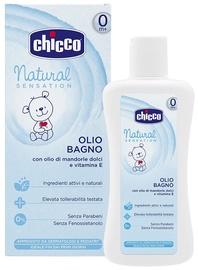 Chicco Natural Sensation Bath Oil 200ml