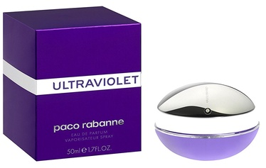 Kvepalai Paco Rabanne Ultraviolet 50ml EDP