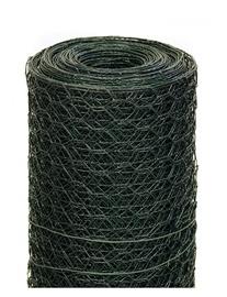 Žogs pīts zaļš hex Pvc, 0.8x25x1000 mm, 25 m
