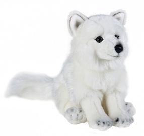 Mīkstā rotaļlieta Dante National Geographic Arctic Fox, 24 cm