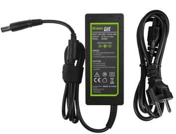 Green Cell Charger For Dell 19.5V 3.34A 65W