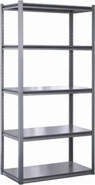 Sandėliavimo lentyna Haushalt, GRZ6-3618-5GDI, 1830 x 914 x 457 mm