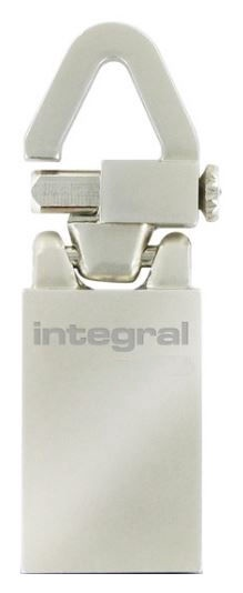 Integral USB TAG Metal 64GB