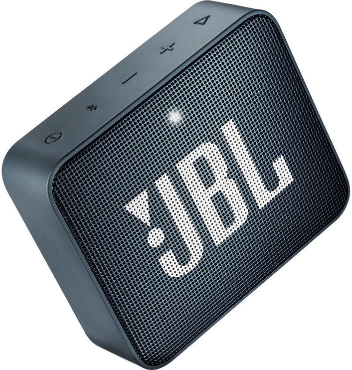 Belaidė kolonėlė JBL GO 2 Bluetooth Speaker Slate Navy