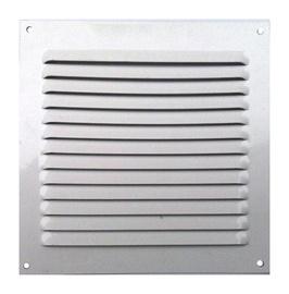 Ventilācijas reste 001472 15x15cm, balta