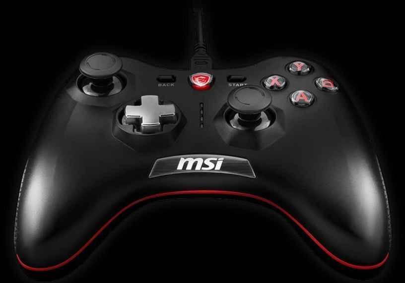 MSI Force GC20 Wired Game Controller