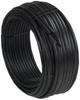 Nifco Plast PE Pipe Black 25x2.3mm 100m